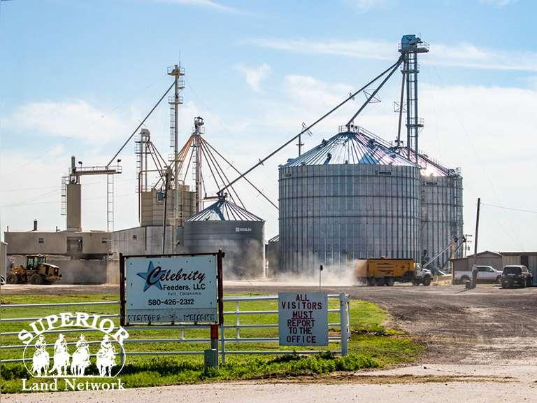 Cimarron County, OK Feedyard & Farm