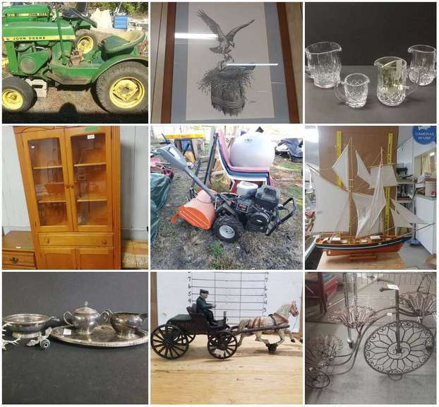 11/16/20 - Combined Estate & Consignment Auction
