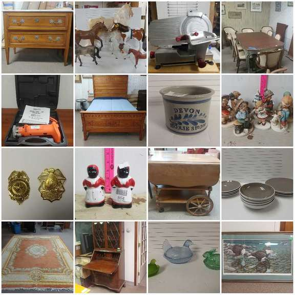11/30/20 - Combined Estate & Consignment Auction