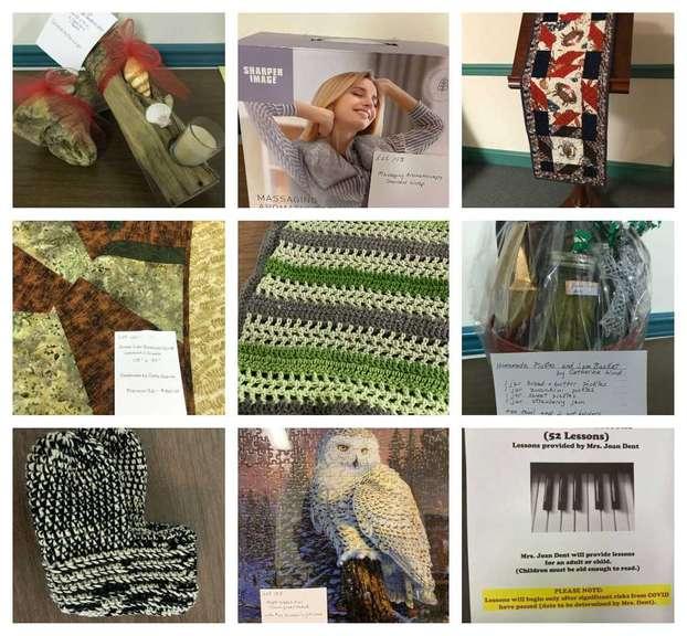 St. Benedict's 'Bazaar from Afar' - Benefit Auction