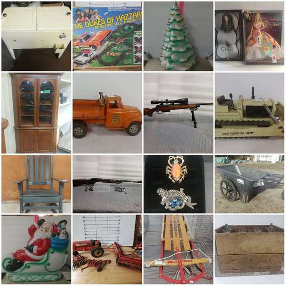 12/14/20 - Combined Estate Auction