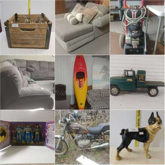 1/11/21 - Combined Estate & Consignment Auction