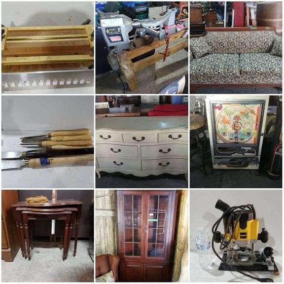 10/11/21 - Combined Estate Auction