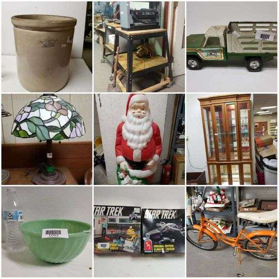 10/18/21 - Combined Estate & Consignment Auction