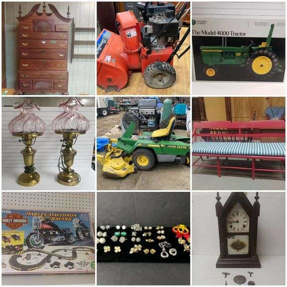 2/22/21 - Combined Estate & Consignment Auction