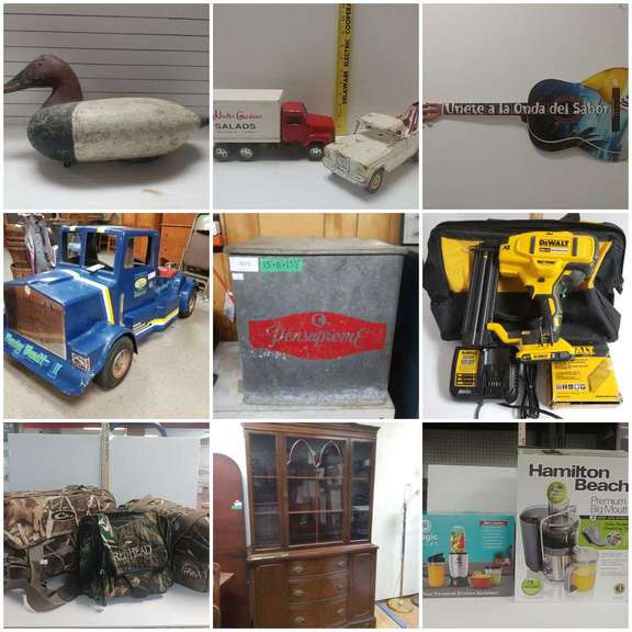 2/8/21 - Combined Estate & Consignment Auction