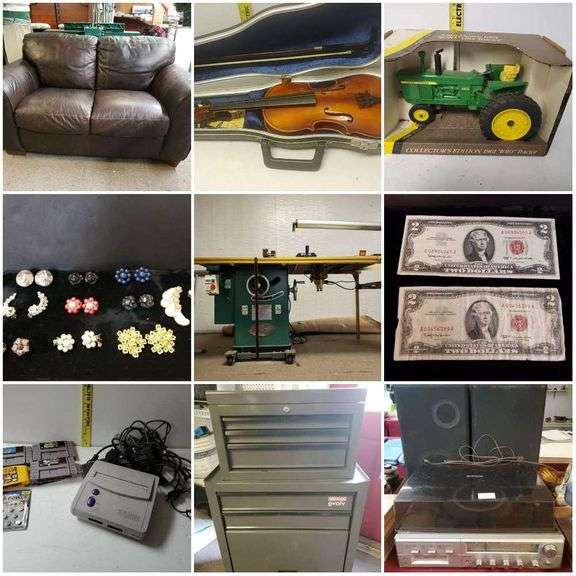 4/19/21 - Combined Estate & Consignment Auction