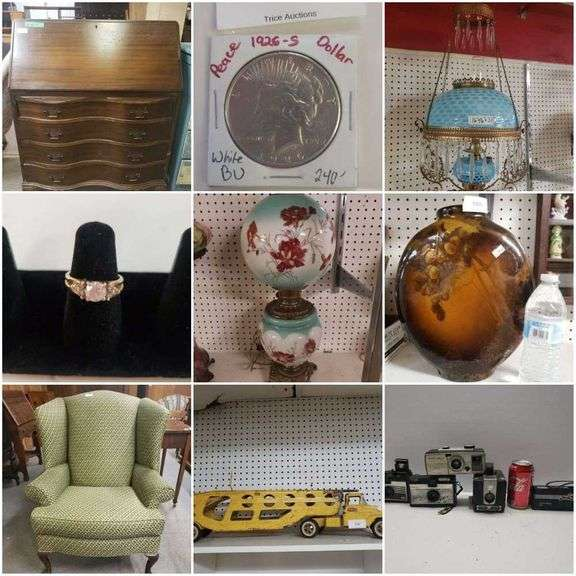 7/12/21 - Combined Estate & Consignment Auction
