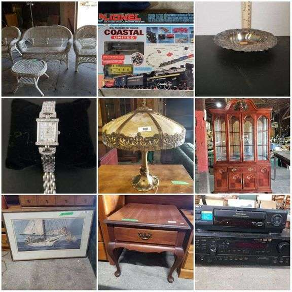 8/30/21 - Extra Short Notice Combined Estate Auction