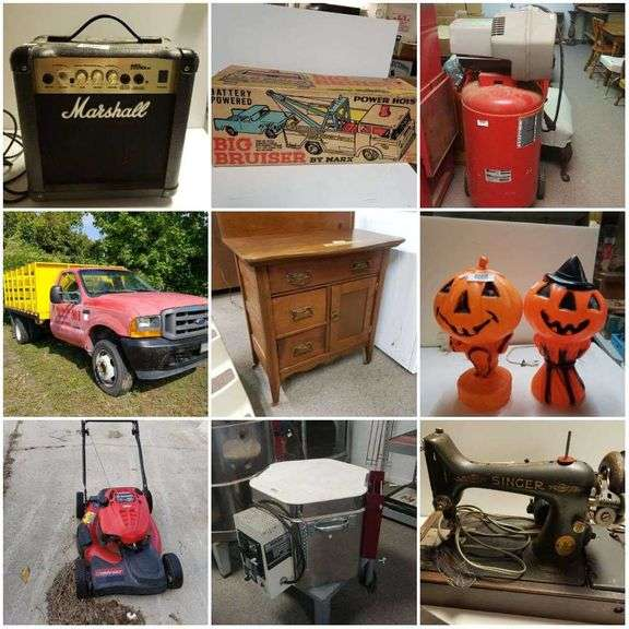 10/4/21 - Combined Estate & Consignment Auction