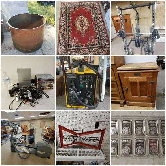 9/6/21 - Combined Estate & Consignment Auction