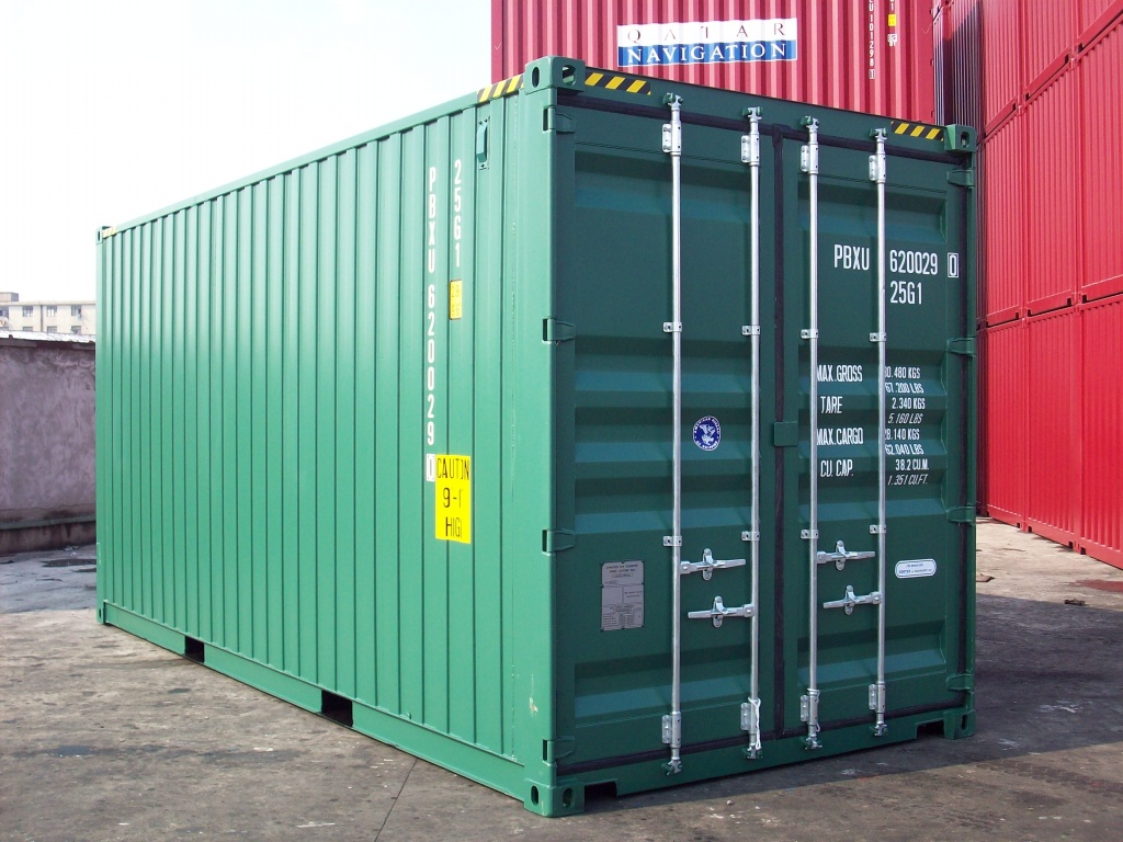 20 pallet, wide & high cube