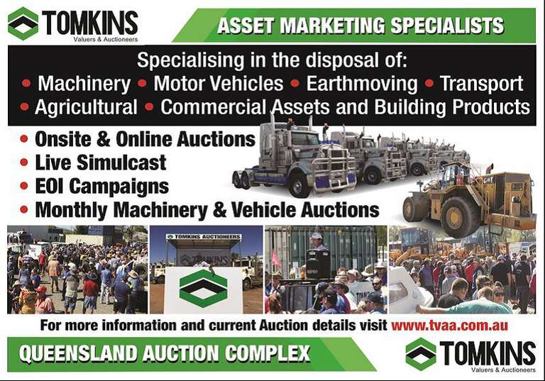Contact us to discuss your next auction. Tomkins offer a solution to asset realisation issues.