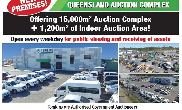 Sell your Equipment Now. Auctioneers with proven results time after time.