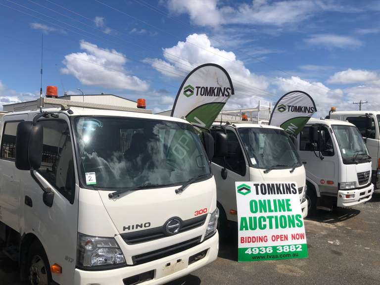 1. ONLINE Motor Vehicle, Truck & Equipment Auction