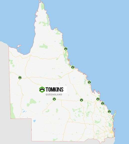 Contact Tomkins Auctioneers for Asset Sales, Simulcast Auctions & Online Auctions Queensland...Rockhampton Auctions - Emerald Auctions - Bundaberg Auctions - Mackay Auctions - Mount Isa Auctions