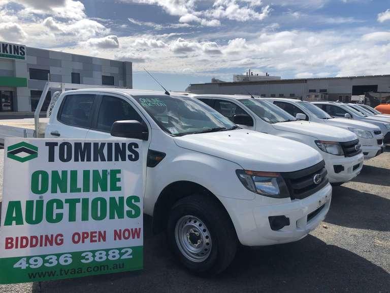 June Auction - Online Vehicles, Trucks & Machinery Auction