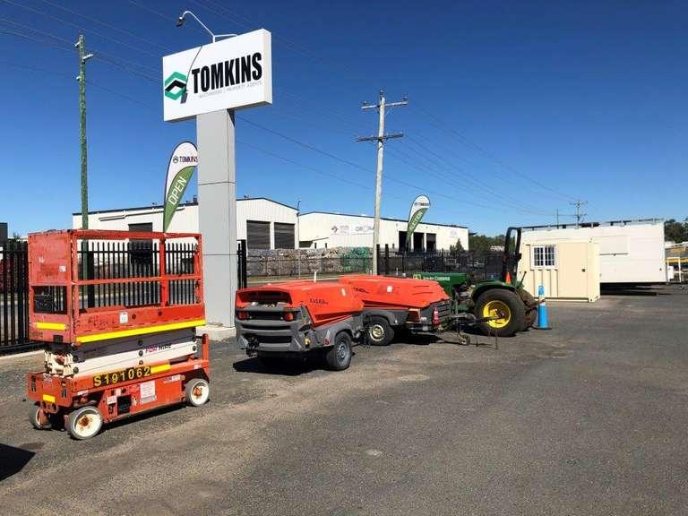 August - Machinery, Equipment & General Asset ONLINE Auction