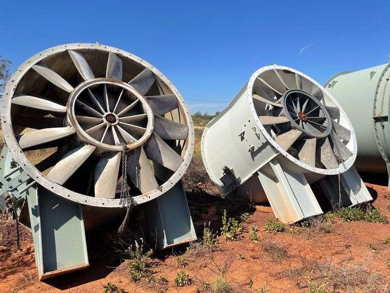 Mine Ventilation Equipment