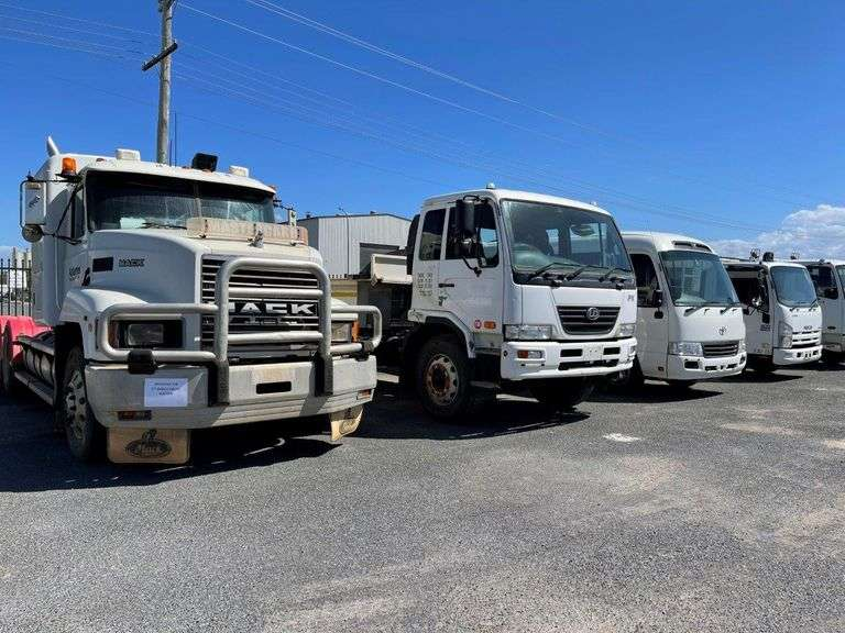 Motor Vehicles, Trucks, Machinery & General Assets ONLINE Auction
