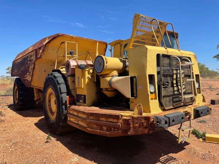 Caterpillar AD55 Underground Dump Truck
