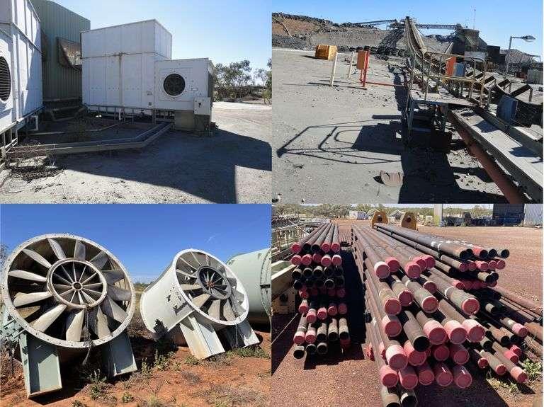 Mining Plant - Online Tender Opens
