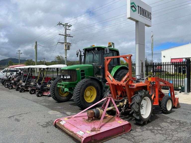 April 2021 - Machinery, Equipment & General Assets ONLINE Auction