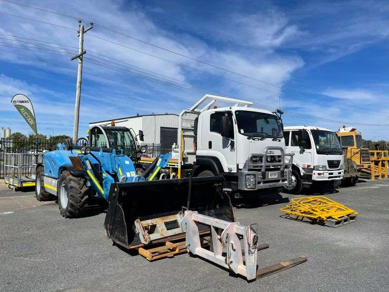 Trucks, Machinery, Equipment & General Assets ONLINE Auction