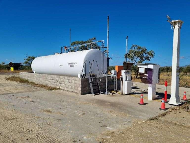 70,000L Complete Fuel Farm Inc Accessories - EXPRESSIONS OF INTEREST Closing 29th June 3pm