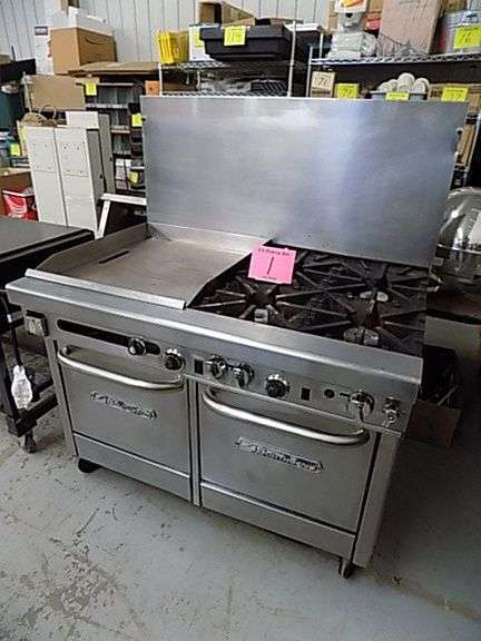 July - Commercial Kitchen Equipment