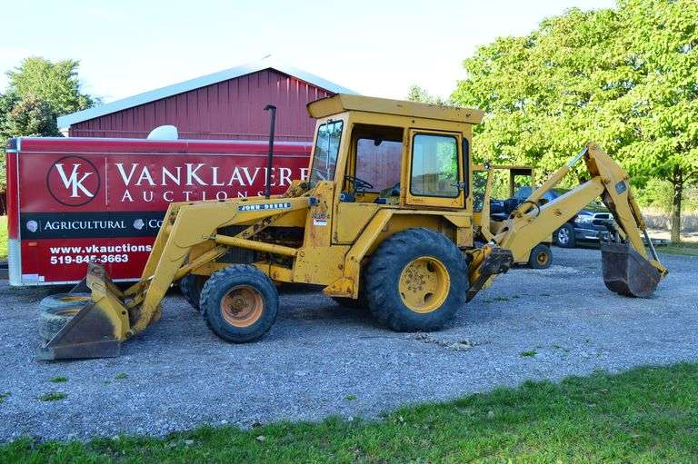 November Consignment Auction, Wyoming  Ontario