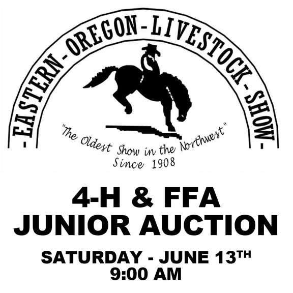 Eastern Oregon Livestock Show 4-H & FFA Junior Auction