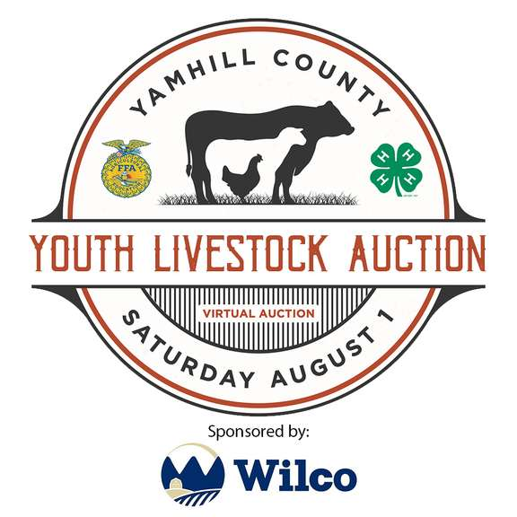 YAMHILL COUNTY YOUTH LIVESTOCK AUCTION