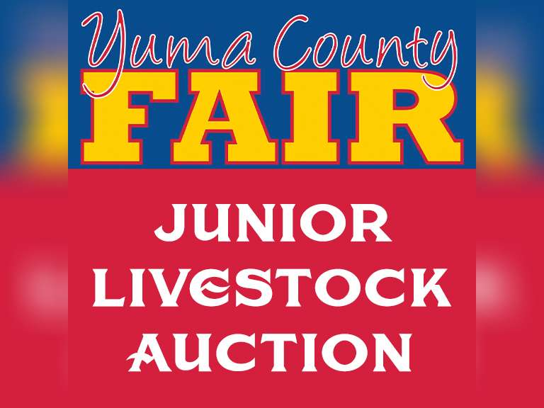 YUMA COUNTY FAIR JUNIOR LIVESTOCK AUCTION