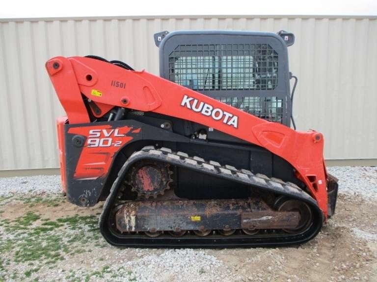 2014 Kubota SVL90