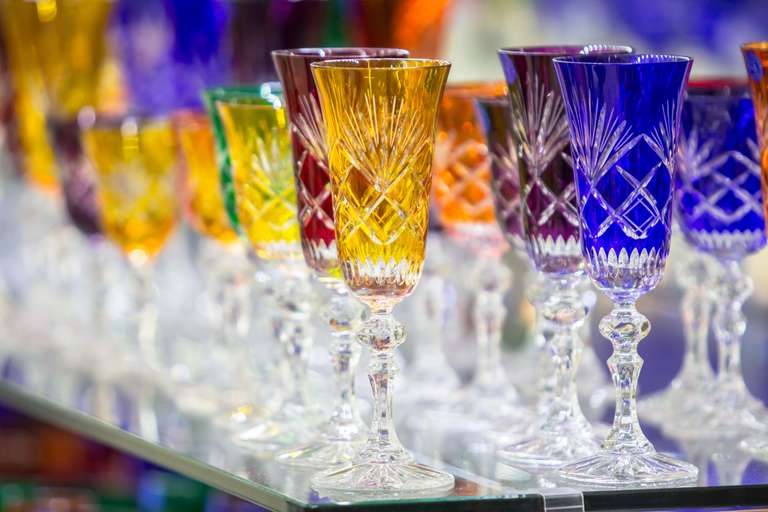 CRYSTAL & GLASSWARES