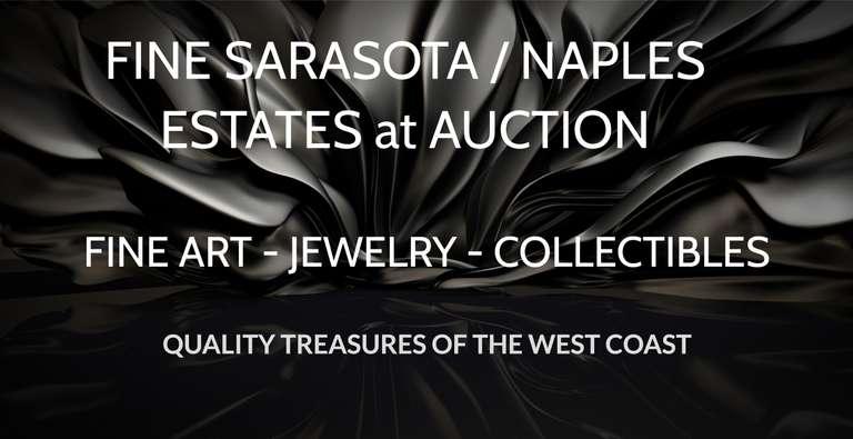High End Estates, Art & Collectible Auction
