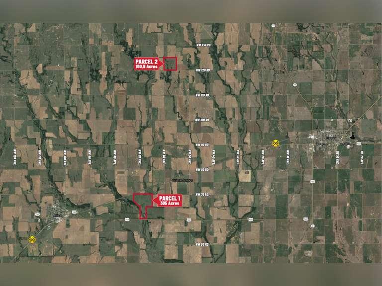 WEIGAND LAND AUCTION - Harper County, Kansas