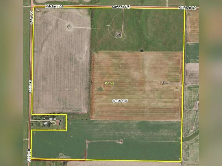 Offer Accepted! 152 ACRES M/L Russell County, Kansas