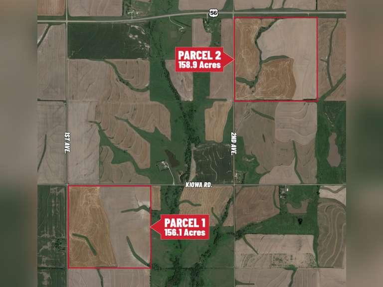 Windom, KS Absolute Land Auction