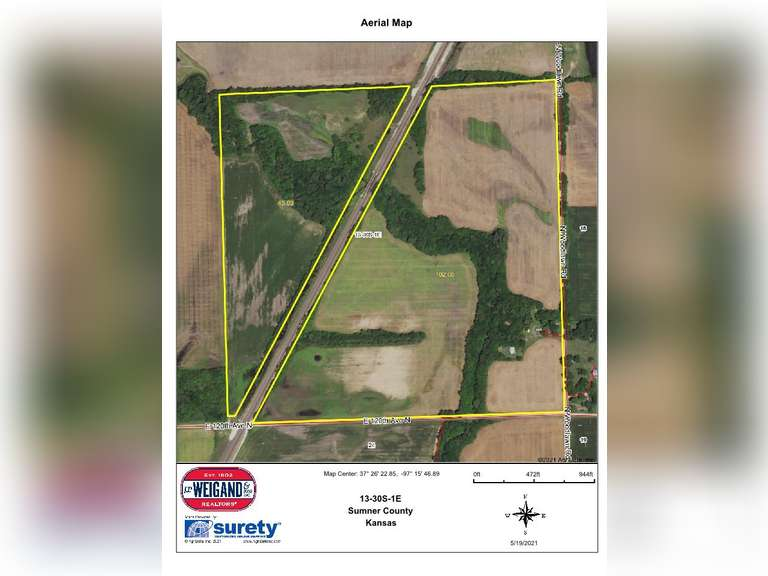 110 ACRE W/HOUSE IN SUMNER COUNTY!