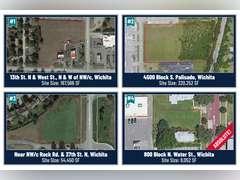 Multi-Property Development Land Auction
