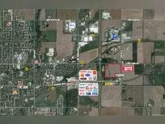 SWc Limestone Rd. & 17th Ave., McPherson, KS