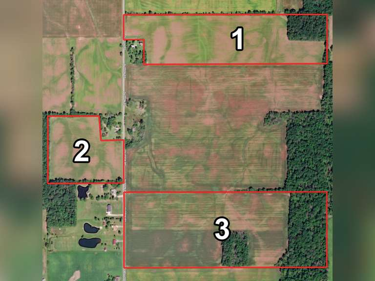 114.795 Acres, Vacant Land, Dutton Rd, Mercer County