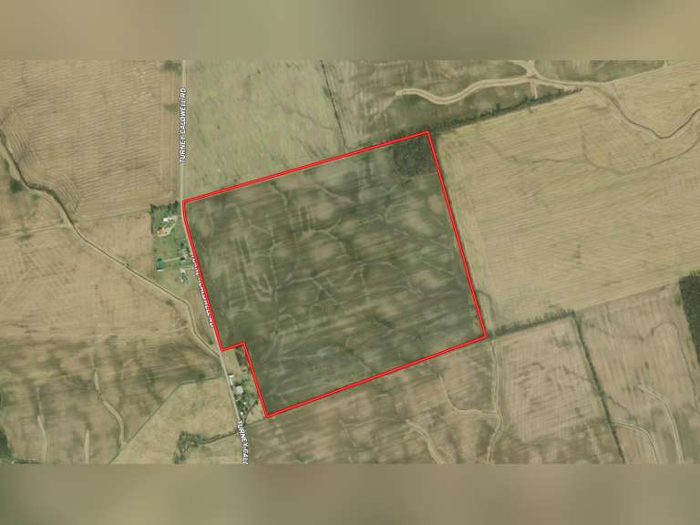 110.751 Acres, Vacant Land, Turney-Caldwell Rd, Pickaway County