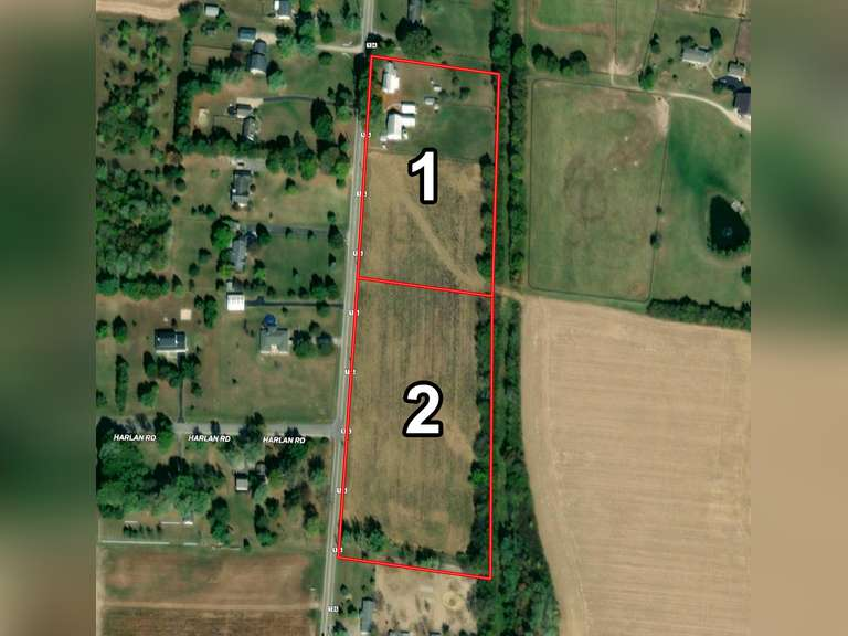 19th Century Farmstead on 9.8 Acres