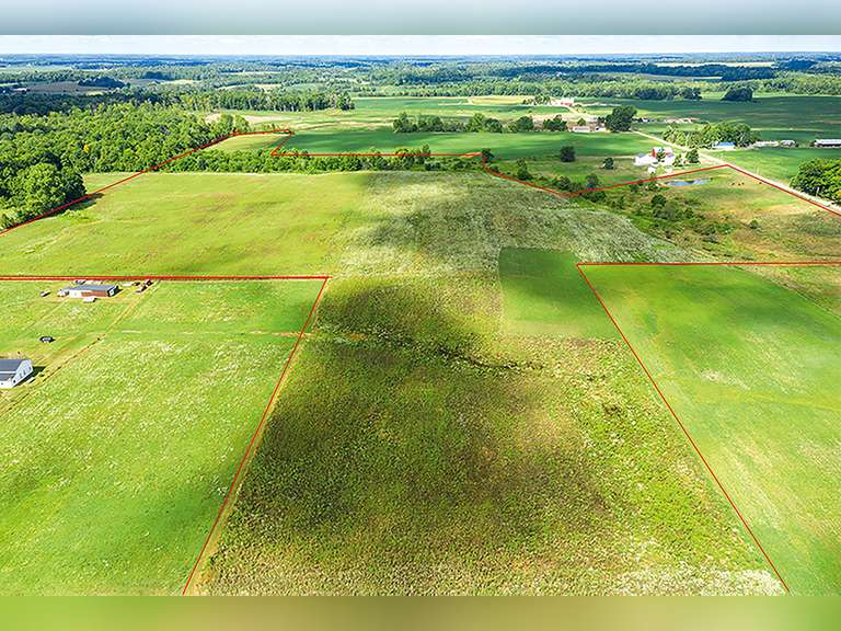 51 Acres, Vacant Land, Township Road 91, Morrow County