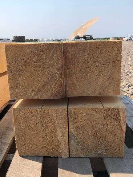 4-6x6x12 Roughcut Spruce