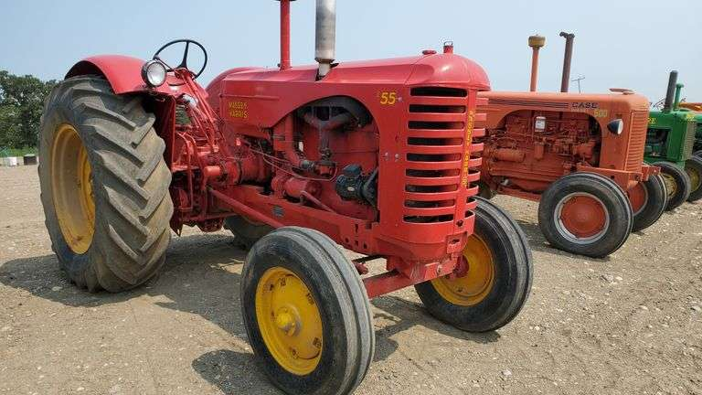 Massey 55 Tractor