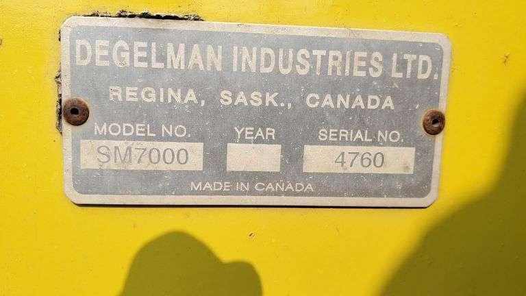 1998 Degelman 7000 StrawMaster
